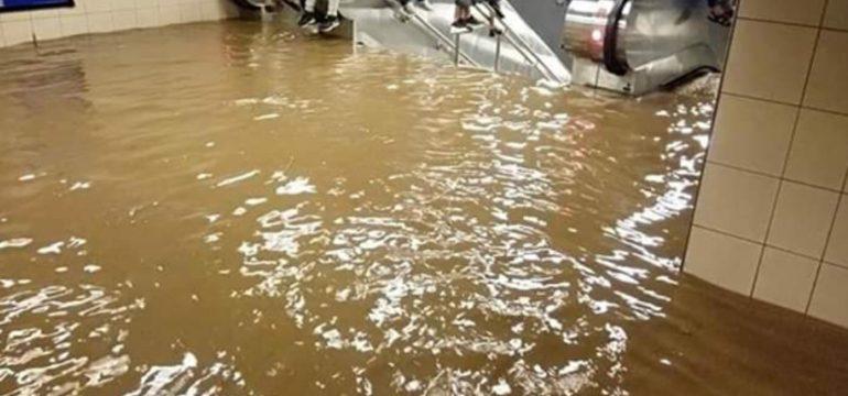 Inondations-Alger